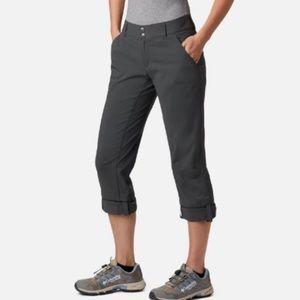 Columbia Saturday Trail Stretch Pants Size 4 Short